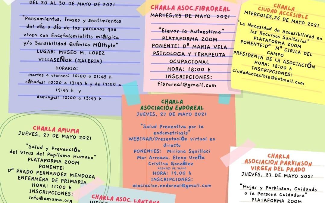 1ª Edición Jornada de Género y Salud